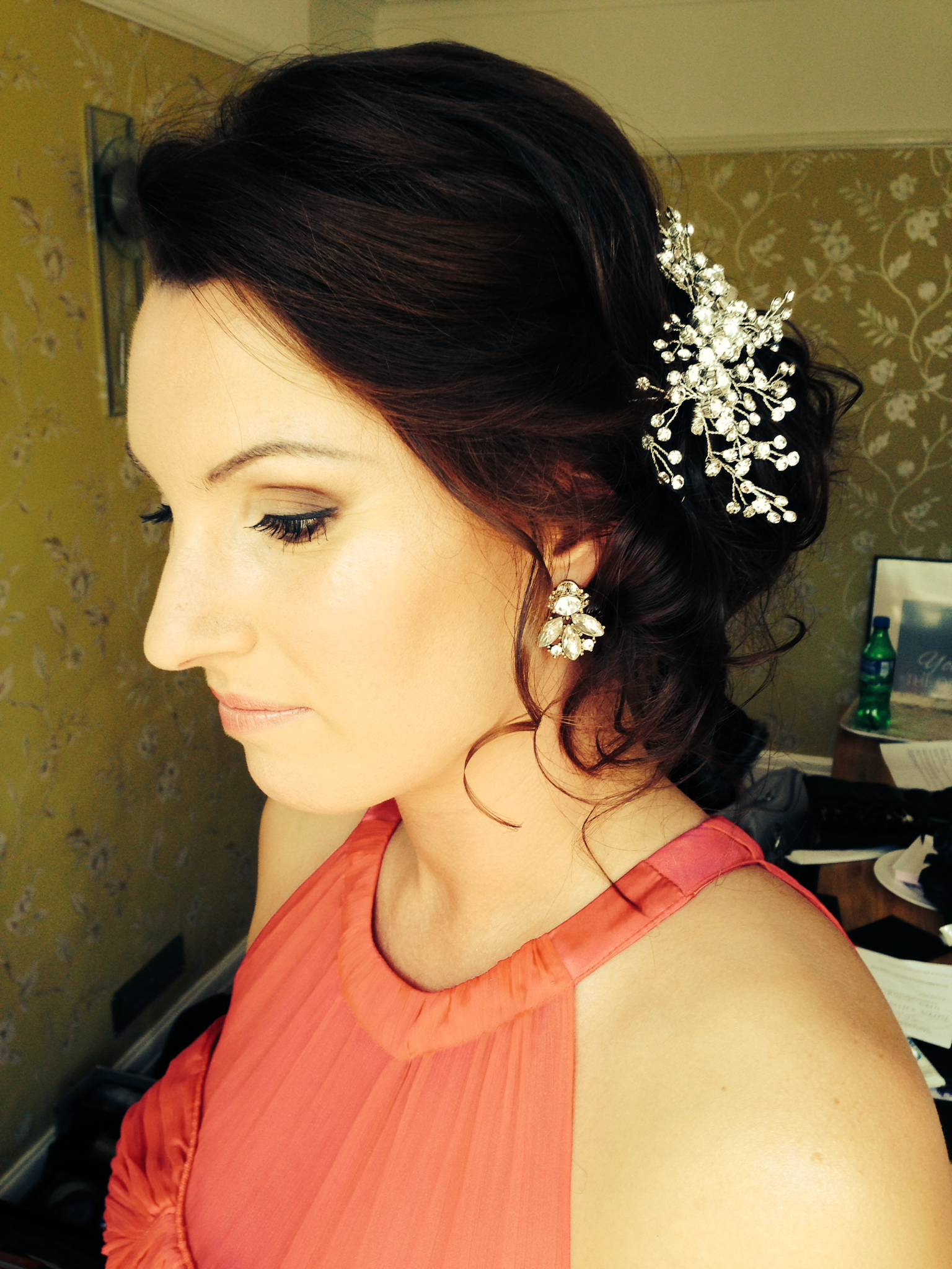 Wedding Hair And Makeup East : Wedding Hair and Makeup at Sussex Barns, Hellingly, East ...