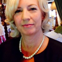 Mother of the bride, make up  and hair by Claire Wallace
