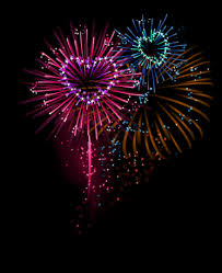 Fireworks to proclaim your love!