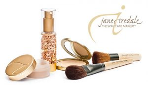 Some of the Jane Iredale range