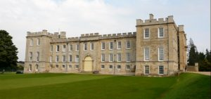 Kimbolton Castle - photo by Graham Taylor
