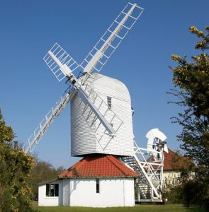 Thorpeness Windmill photo by Cameraman